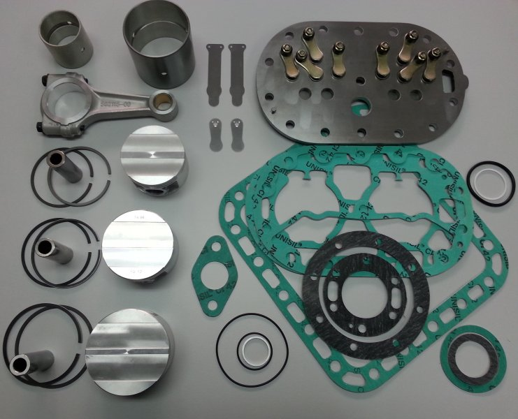 Parts For BITZER F-G-H