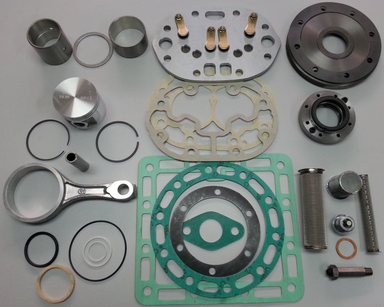 Parts For BITZER N