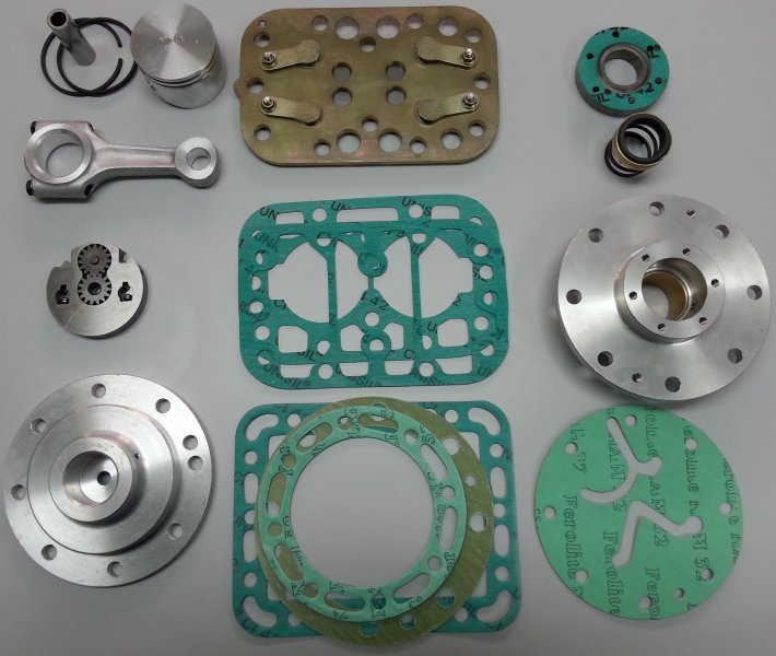 Parts For BOCK F3, FX3