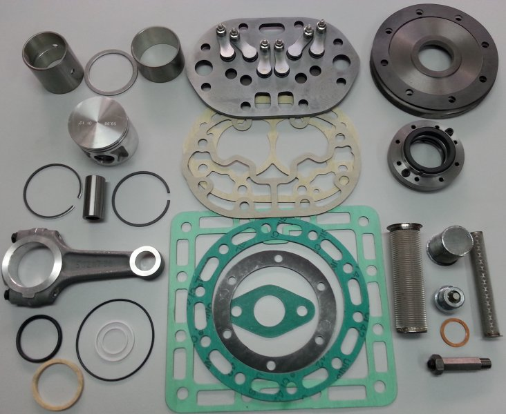 Parts For SABROE SBO 22