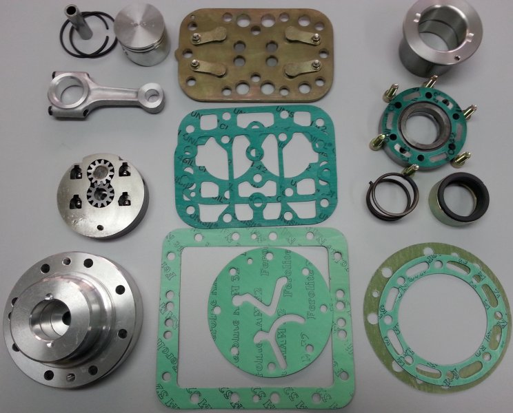 Parts For BOCK F4, FX4