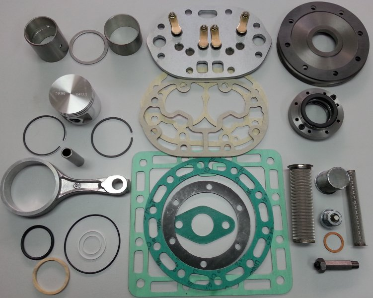 Parts For SABROE SBO 21
